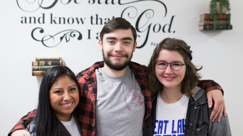Benefits of a small Christian college