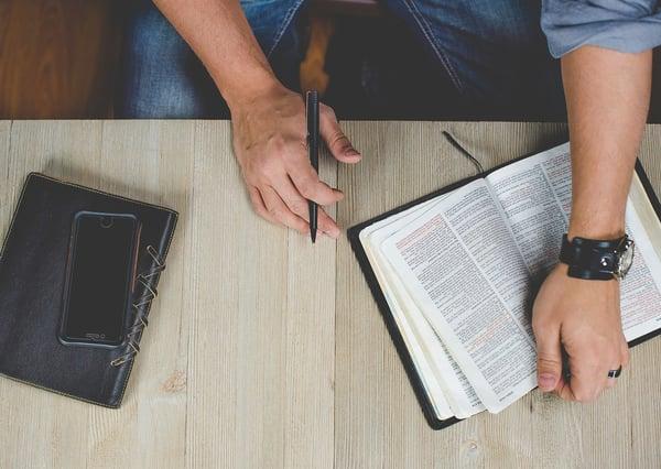 bible study 6