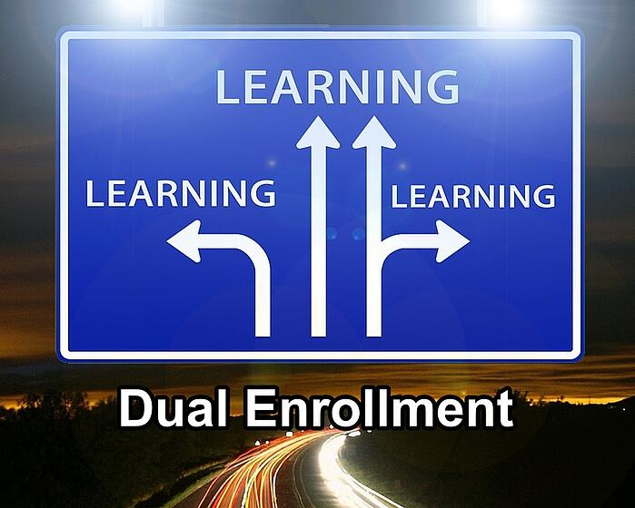 dual enrollment online