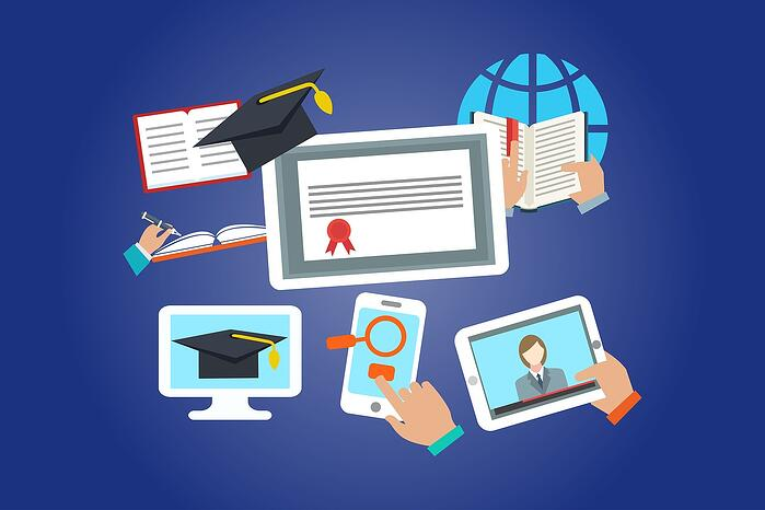 reduced rates on online learning